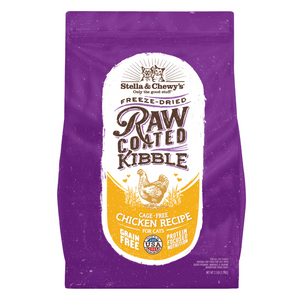 Stella & Chewy's Raw Coated Kibble (Chicken) - 2.27kg / 4.54kg