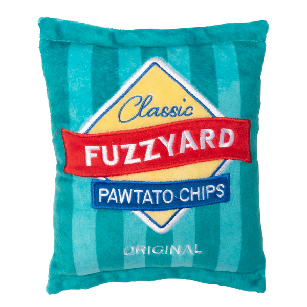 FuzzYard Plush Toy (Pawtato Chips)