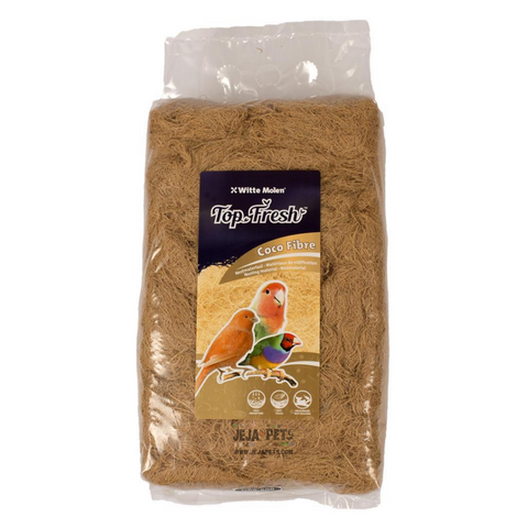 Witte Molen Top Fresh Coconut Fibre Natural - 500g