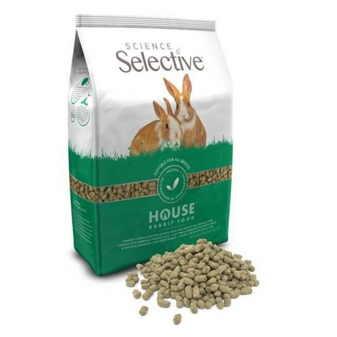 Supreme Science Selective Mono-Component Food for House Rabbit - 1.5kg
