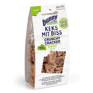 Bunny Nature Crunchy Cracker (Herbs) - 50g