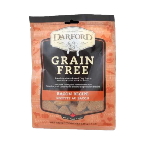 Darford Grain Free (Bacon) for Dogs - 170g / 340g