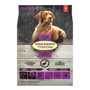 Oven Baked Tradition Grain Free (Duck) for Dogs - 2.27kg / 5.67kg / 11.34kg