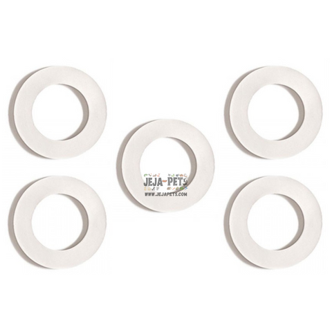 ANS CO2 Plastic O-ring Replace for CO2 Regulators - 5pcs