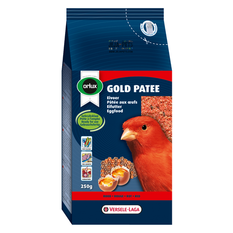 Versele Laga Gold Patee Red Canaries - 250g
