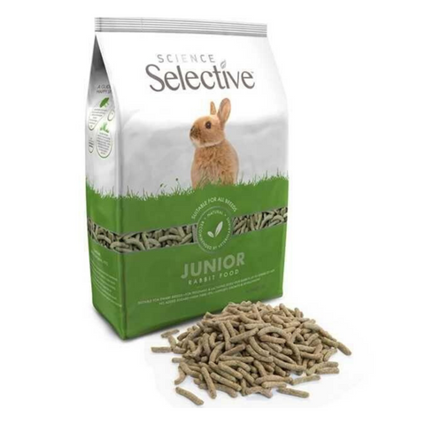 Supreme Science Selective Mono-Component Food for Junior Rabbit - 2kg