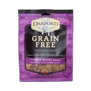 Darford Grain Free (Turkey) for Dogs - 340g