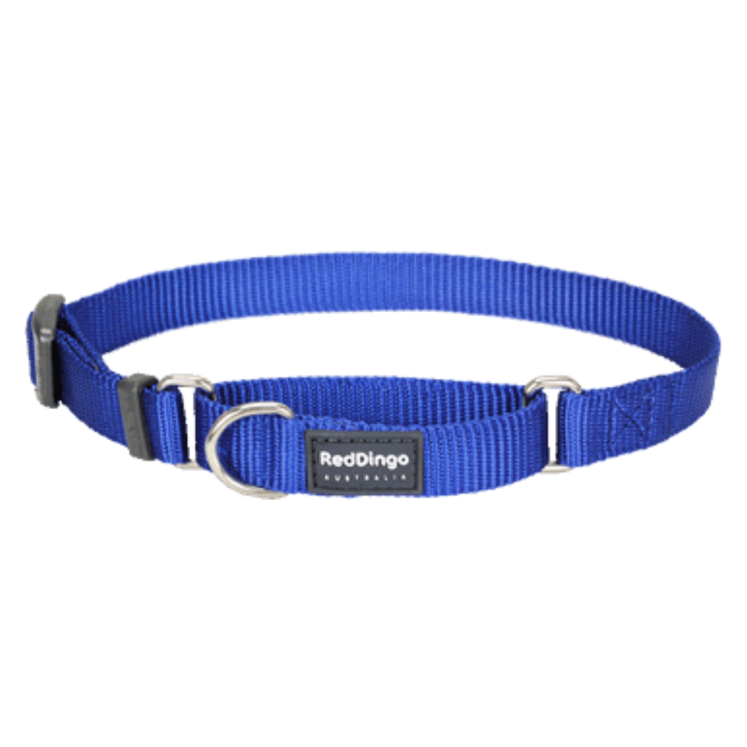 Red Dingo Martingale Half Check Collar - Classic Range (Dark Blue)