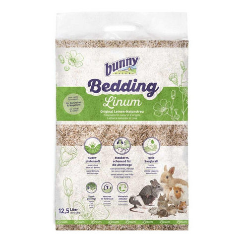 Bunny Nature BunnyBedding Linum - 12.5L