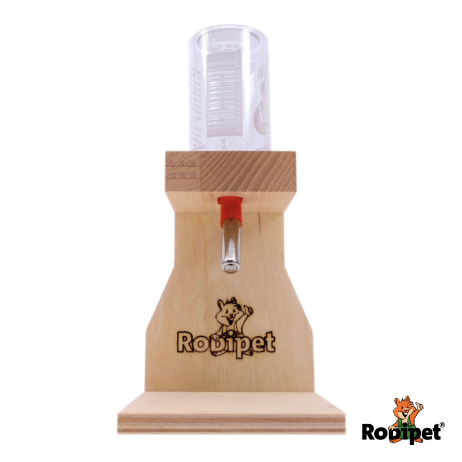 Rodipet DRINK Bottle with Stand - 18.5cm