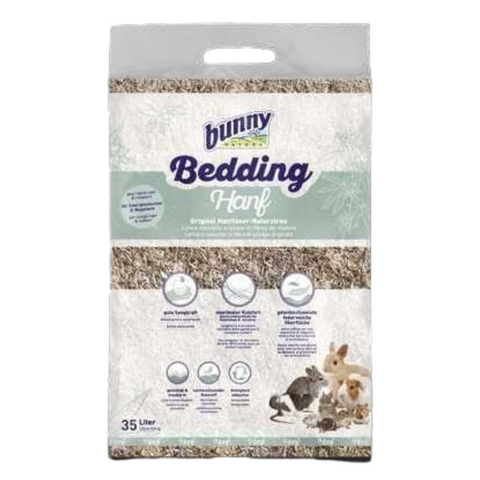 Bunny Nature bunnyBedding Hanf - 35L