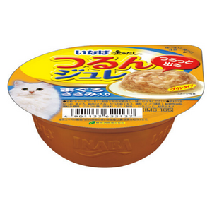 Ciao Jelly Cup Tuna Flakes with Chicken Fillet - 65g