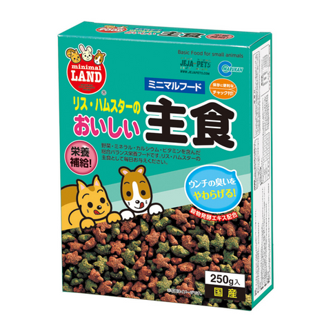 Marukan Basic Food for Small Animals - 250g / 500g
