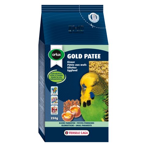 Versele Laga Gold Patee Budgies and Small Parakeets - 250g