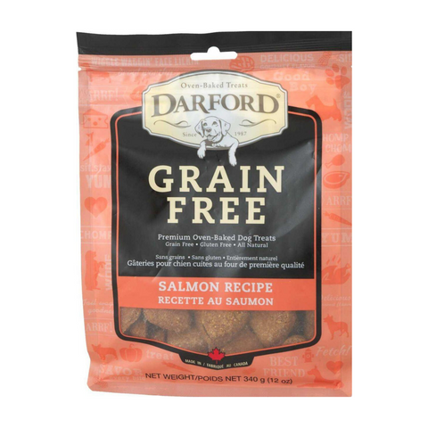Darford Grain Free (Salmon) for Dogs - 340g