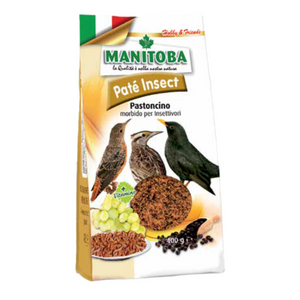 Manitoba Pate Insect Egg Food - 400g