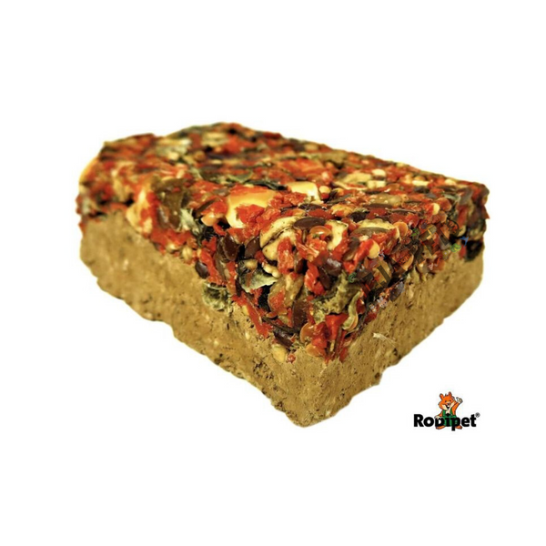 Rodipet Natural Chew Block with Pepper and Millet