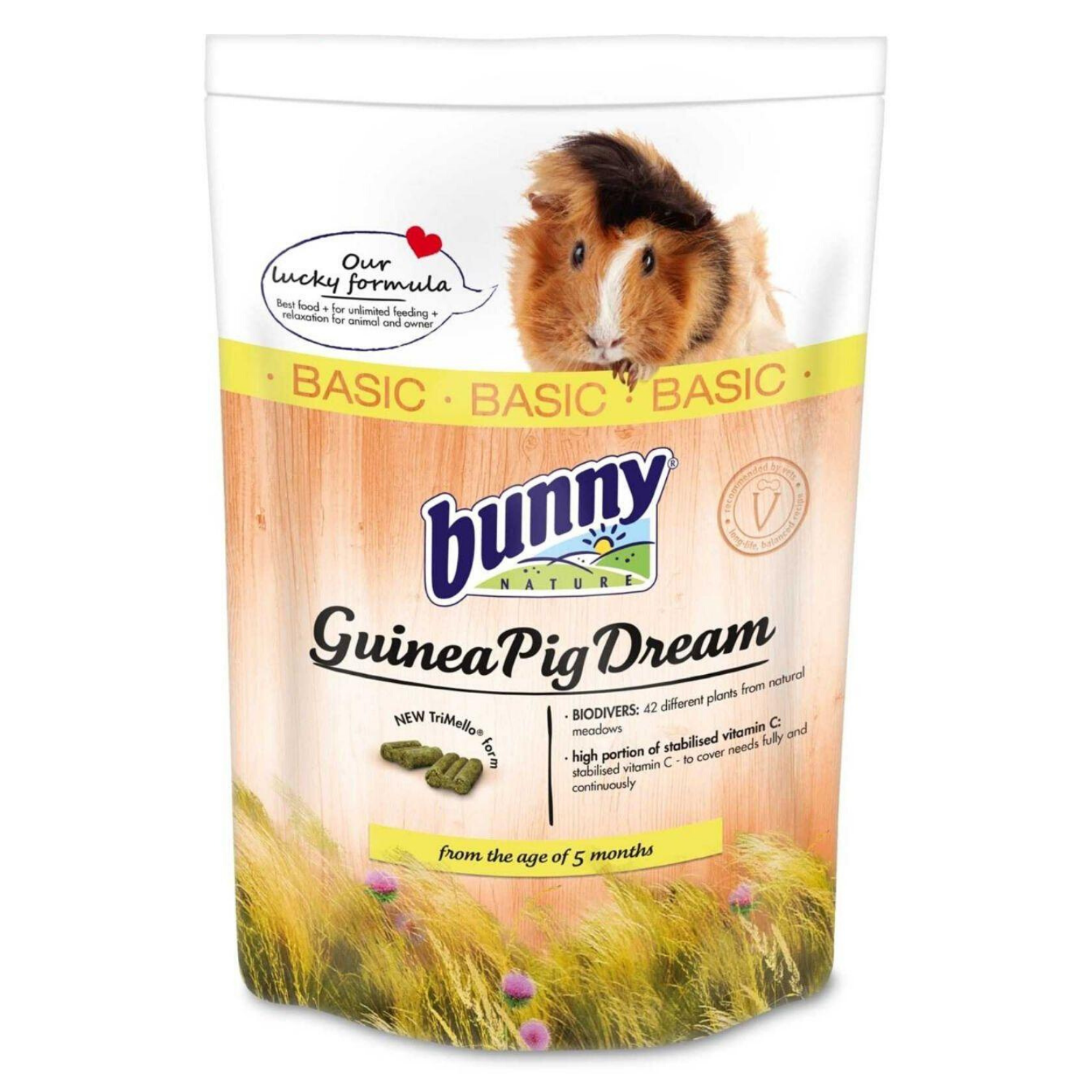 Bunny Nature Guinea Pig Dream Basic - 750g / 1.5kg