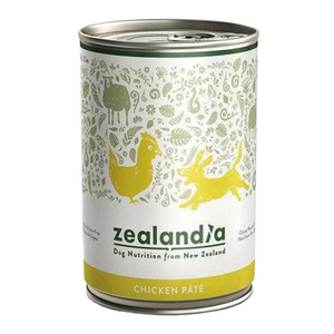 Zealandia (Free-Run Chicken) for Dogs - 385g Can