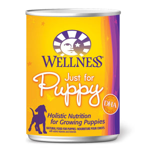 Wellness Complete Health Pate - Just for Puppy