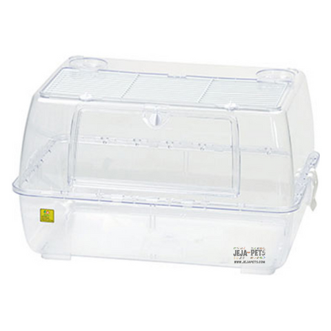 Sanko Wild Roomy Clear with Divider - 47 x 32 x 28 cm