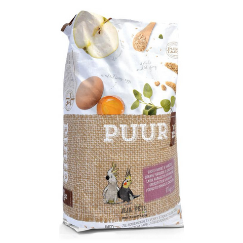 Witte Molen Puur Large Parakeet and Cockatoo - 750g / 2kg