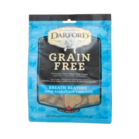 Darford Grain Free (Breath Beater) for Dogs - 340g