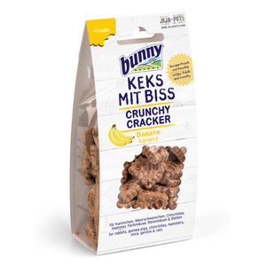 Bunny Nature Crunchy Cracker (Banana) - 50g
