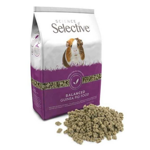 Supreme Science Selective Guinea Pig Food - 2kg