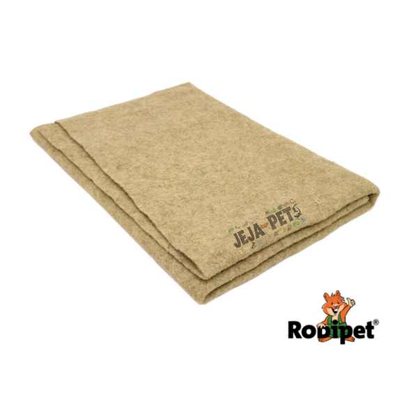 Rodipet Hemp Mat for Run - (Small) 50 x 50 cm