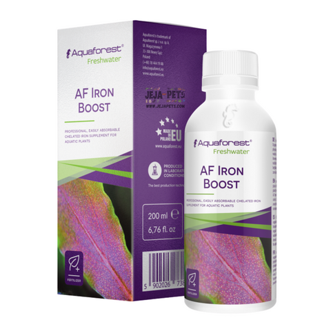 Aquaforest Iron Boost - 200ml