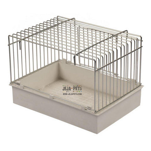 Duvo+ Aviary Wire Bath with Door