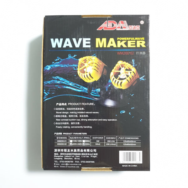 ADA Wave Maker WM200-02