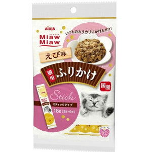 [DISCONTINUED] Aixia Miaw Miaw Furikake Food Topping (Tuna with Whitebait)