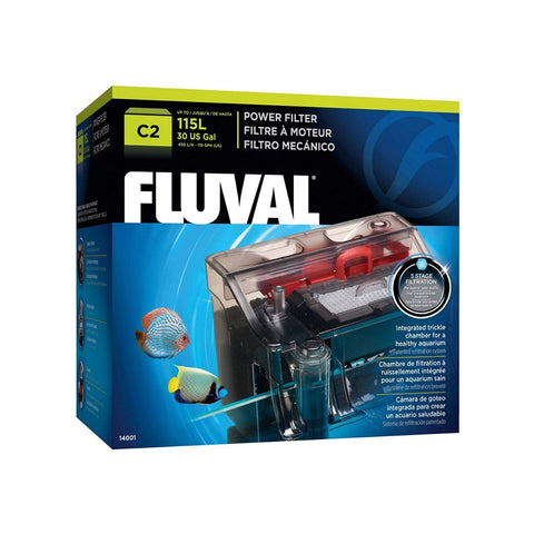 Fluval C2 Hang On Back Filter