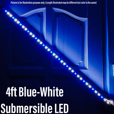 Kintons T4 (Blue White) Submersible LED