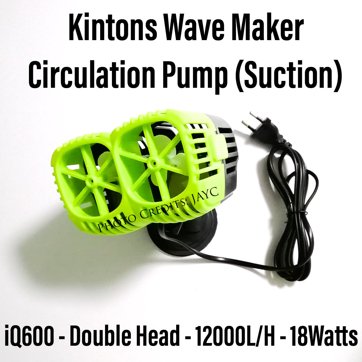 Kintons/AquaSpeed Wave Maker iQ600