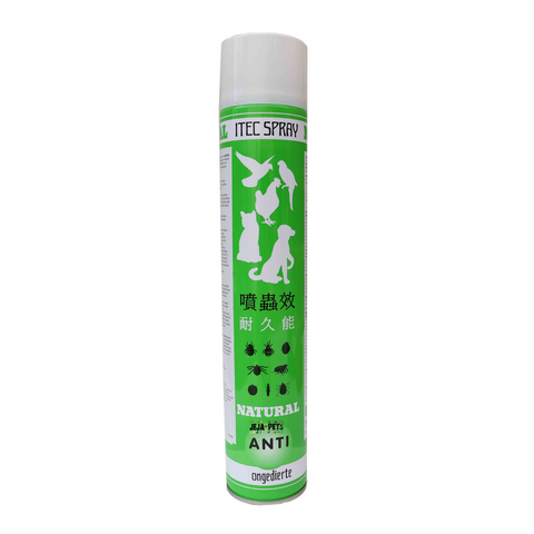 Natural Itec Spray - 750ml