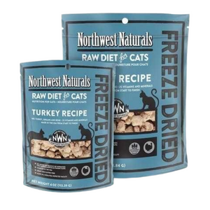Northwest Naturals Raw Diet For Cats (Turkey) Freeze Dried Nibbles