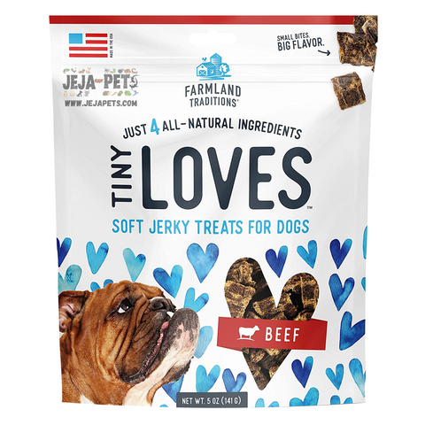 Farmland Traditions Soft Beef Jerky Treats - 141g