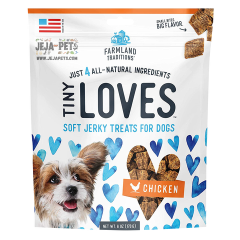 Farmland Traditions Soft Chicken Jerky Treats - 170g