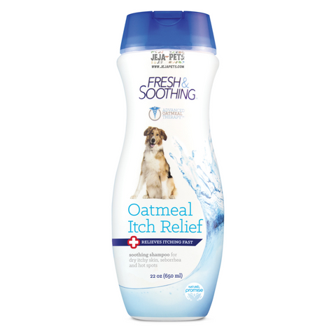 Naturel Promise Oatmeal Itch Relief Shampoo - 650ml