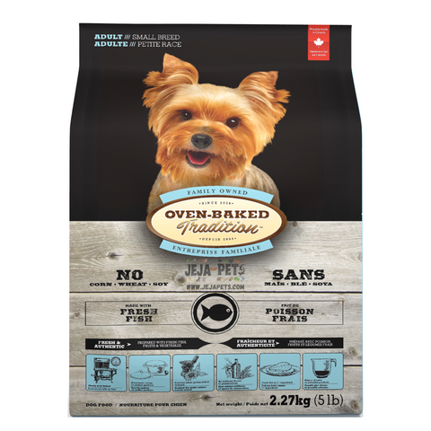 Oven-Baked Tradition (Fish) for Adult Breed Dogs - 2.27kg / 5.67kg