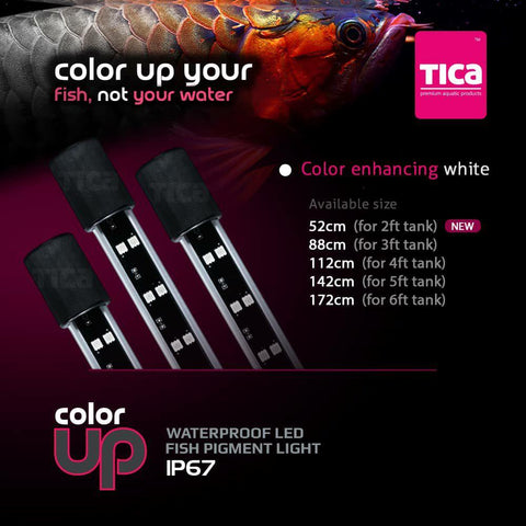 Tica Color Up Fish Color Pigment LED Light