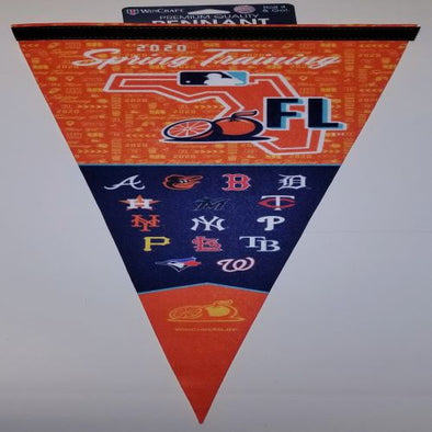 2020 Grapefruit League All Team Pennant