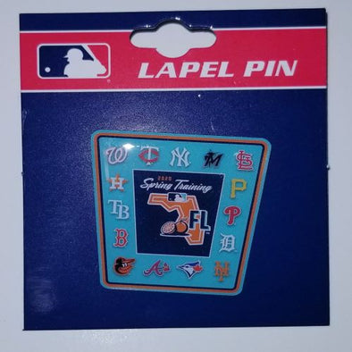 2020 Grapefruit League All Team Pin