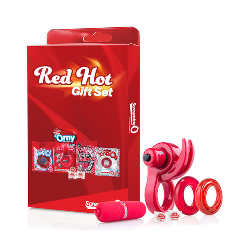 2020 Red Hot Gift Set