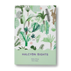 Halcyon Nights Baby Wrap - Fern Gully