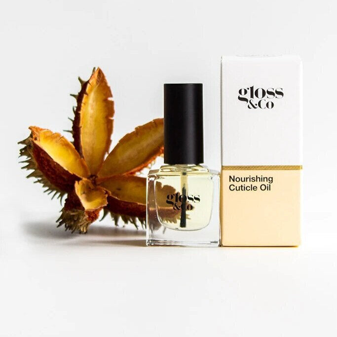 GLOSS & CO - Nurturing Cuticle Oil