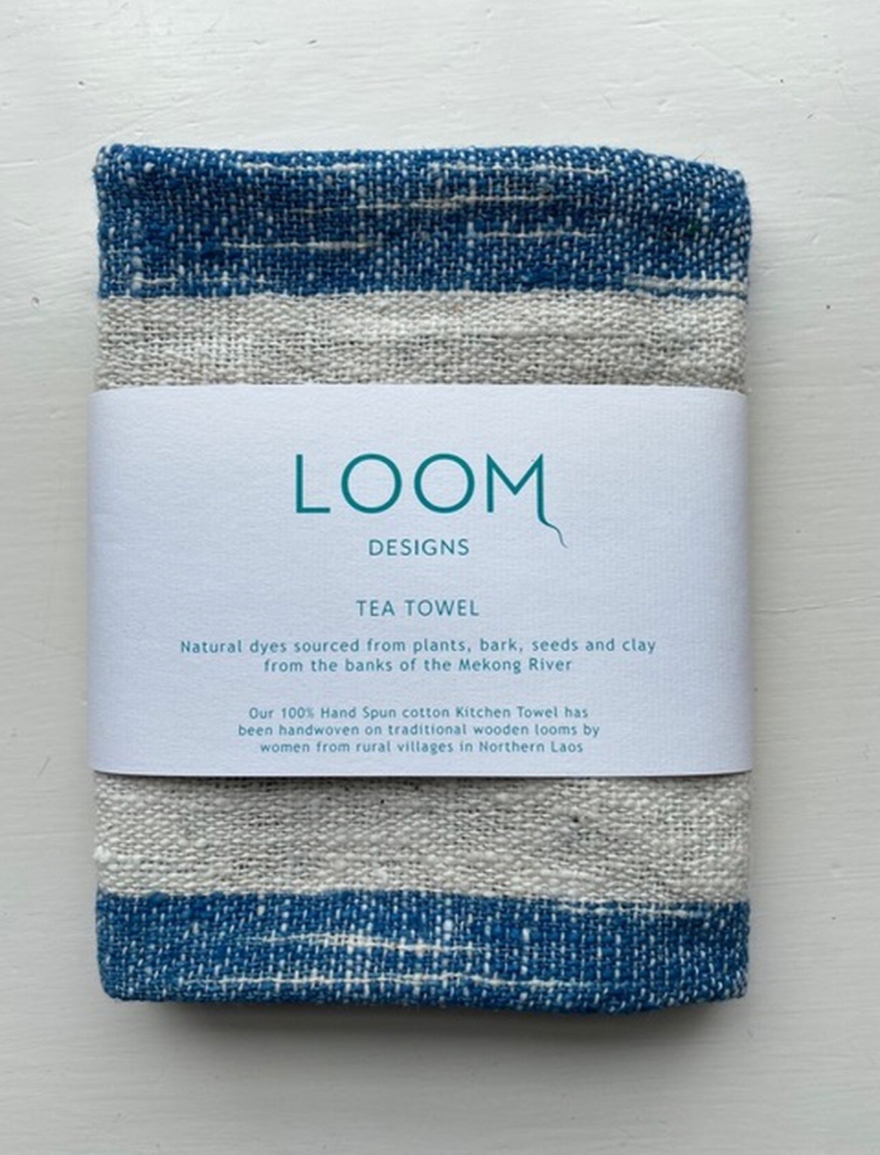 LOOM Tea Towel